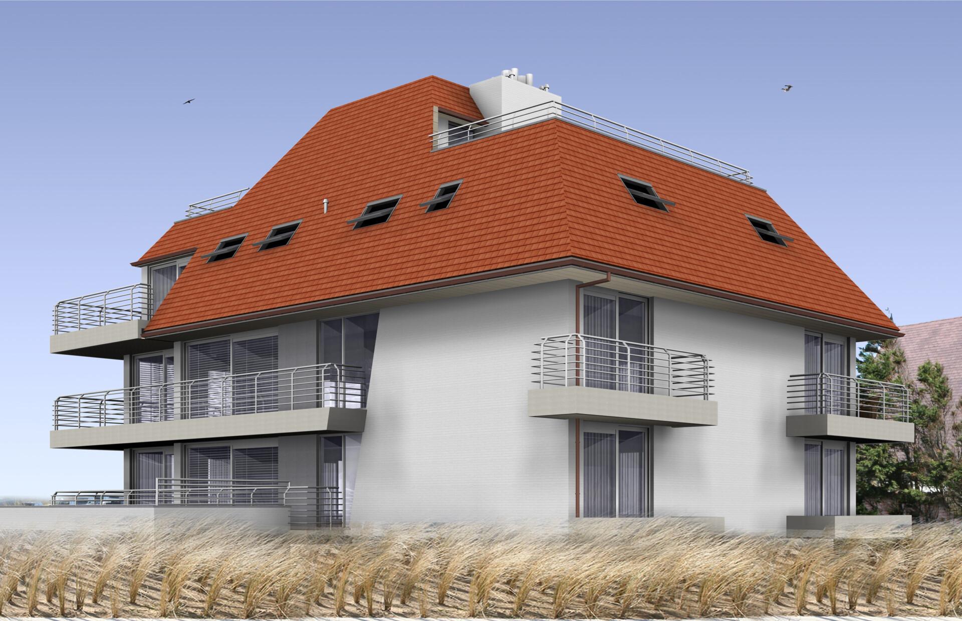 Villa Tinou Koksijde