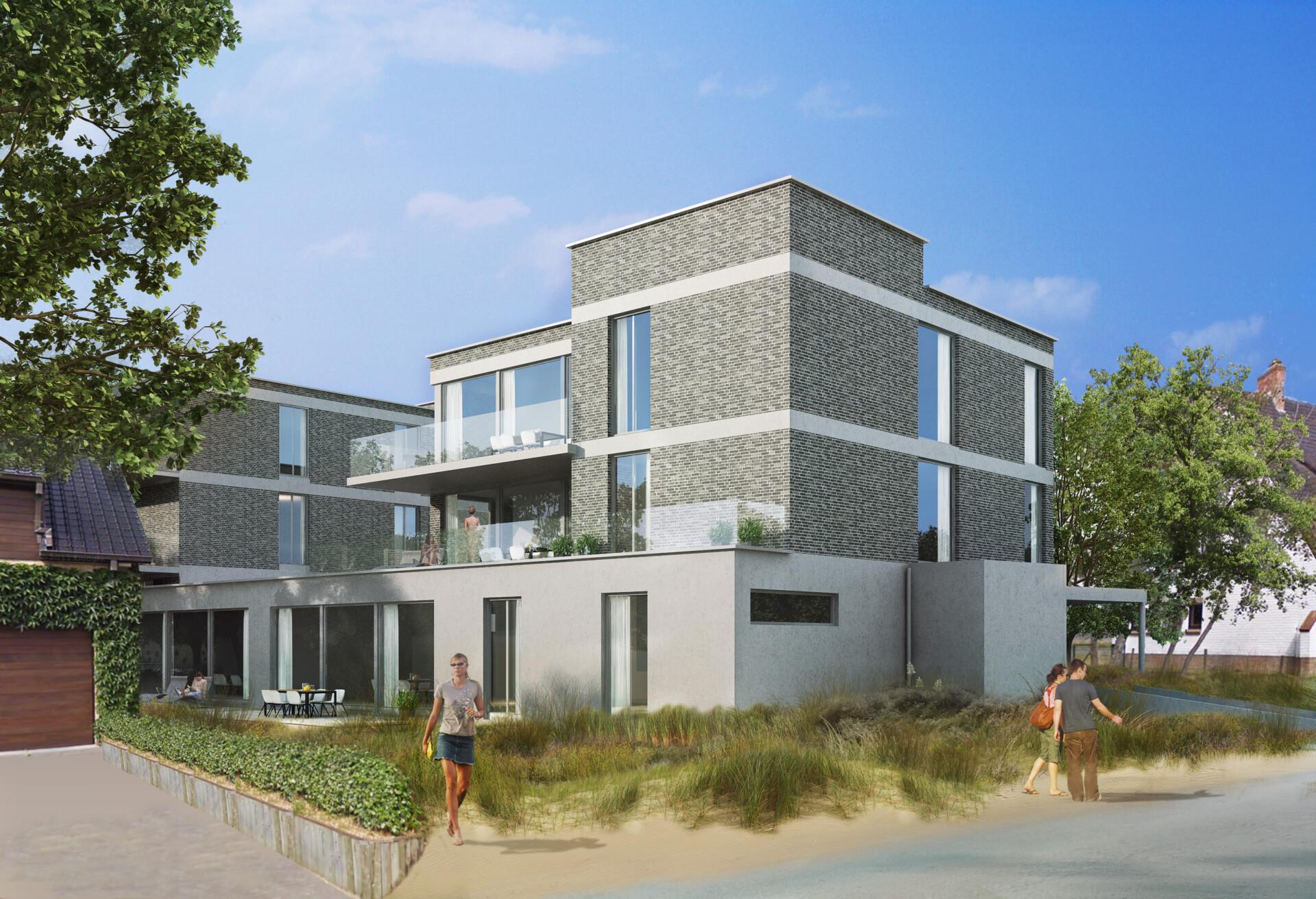 Villa Tiki Sint-André - Oostduinkerke